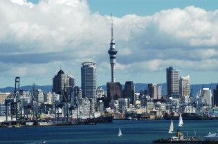AUCKLAND CITY - NEW ZEALAND