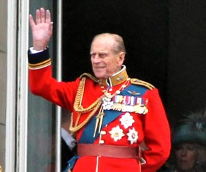 Prince Philip medals