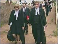 Pitcairn lawyers