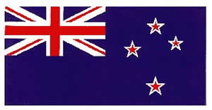 NZ original flag